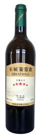 Greatwall, Five Stars Chardonnay, Penglai, Shandong, China 2016